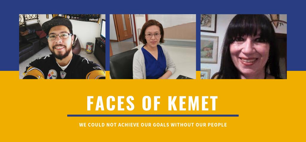 Faces of KEMET